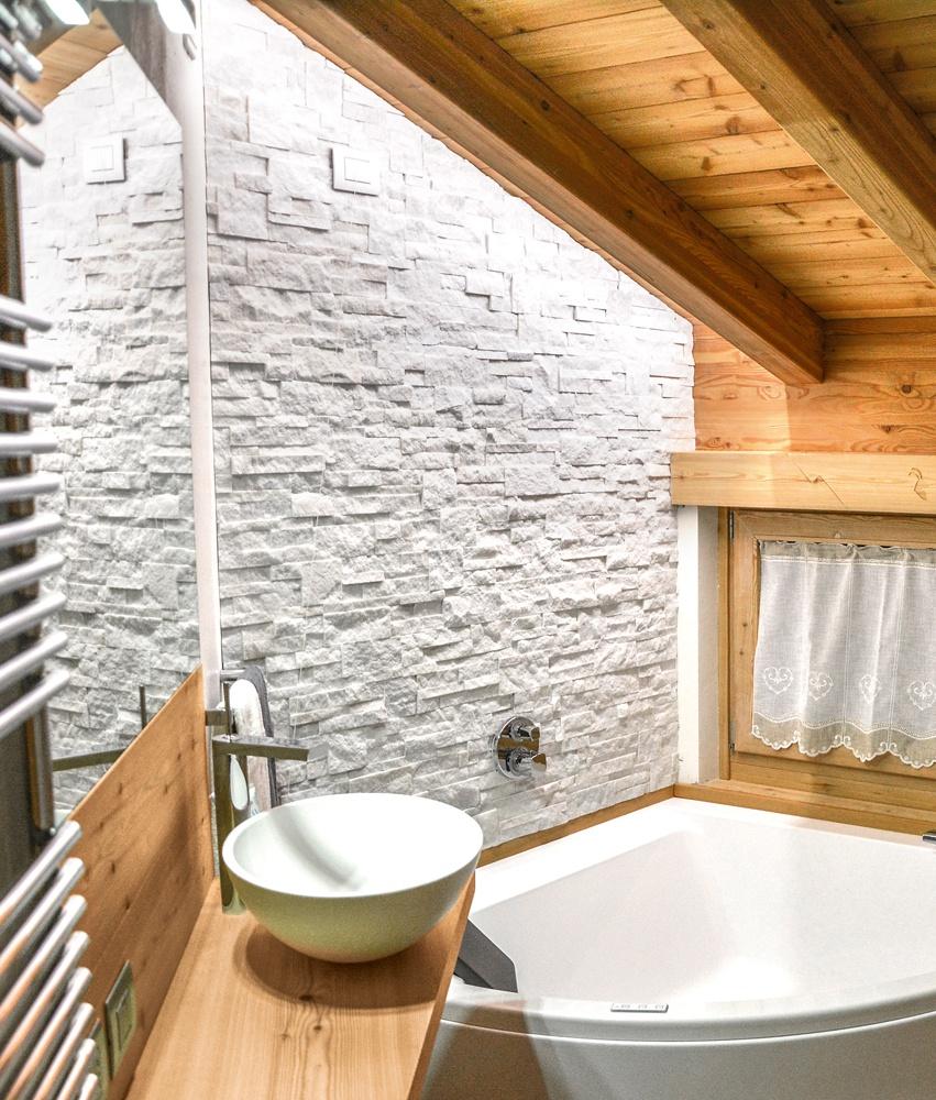 Muro Fatto In Pietra promozione pietra naturale da rivestimento - f.lli burelli