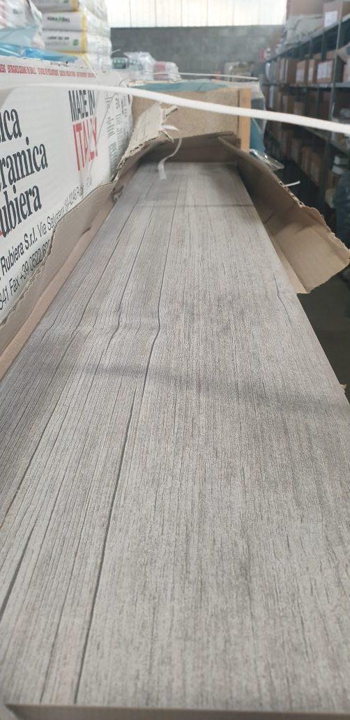 gres porcellanato eff. legno 20*120 grigio
