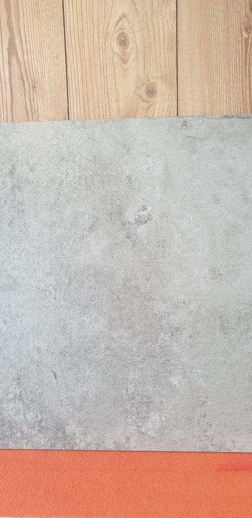 gres porcellanato eff. cemento grigio scuro 60*60